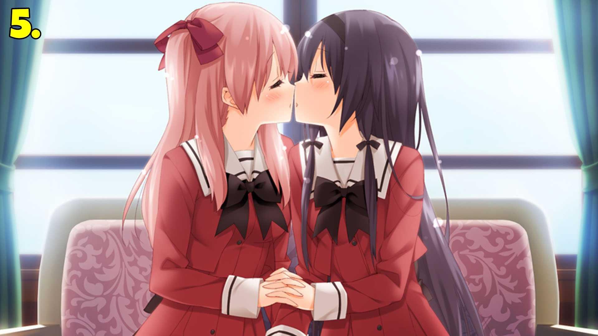 A Kiss for the Petals