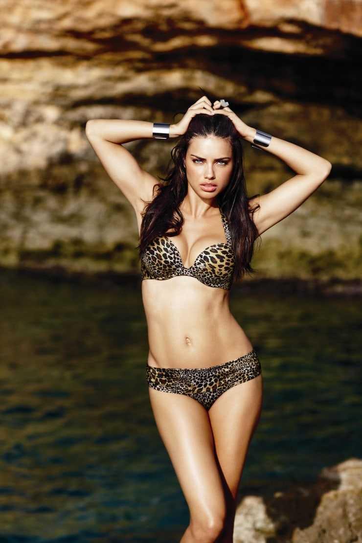 Adriana Lima swimsuit