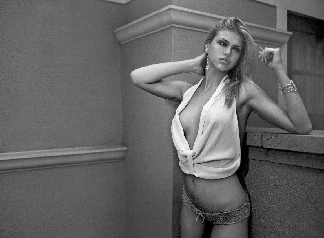 Adrianne Palicki knockers