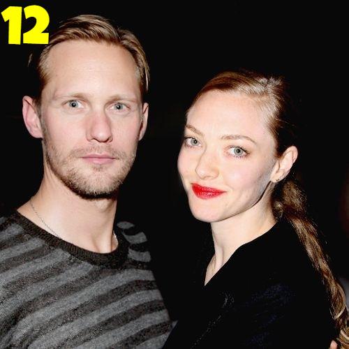 Alexander Skarsgård And Amanda Seyfried Dating