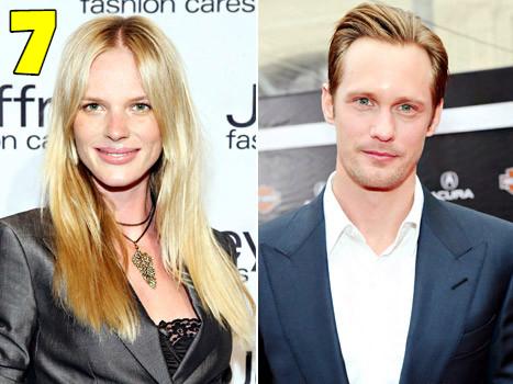 Alexander Skarsgård and Anne Vyalitsyna Dating