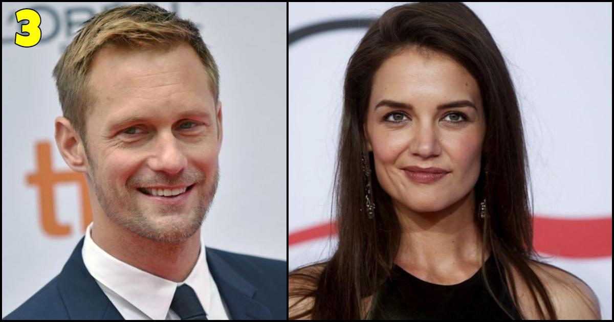 Alexander Skarsgård and Katie Holmes Dating
