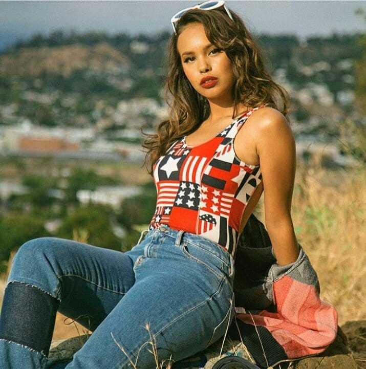 Alisha Boe hot pictures