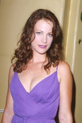 Alison Eastwood side boobs