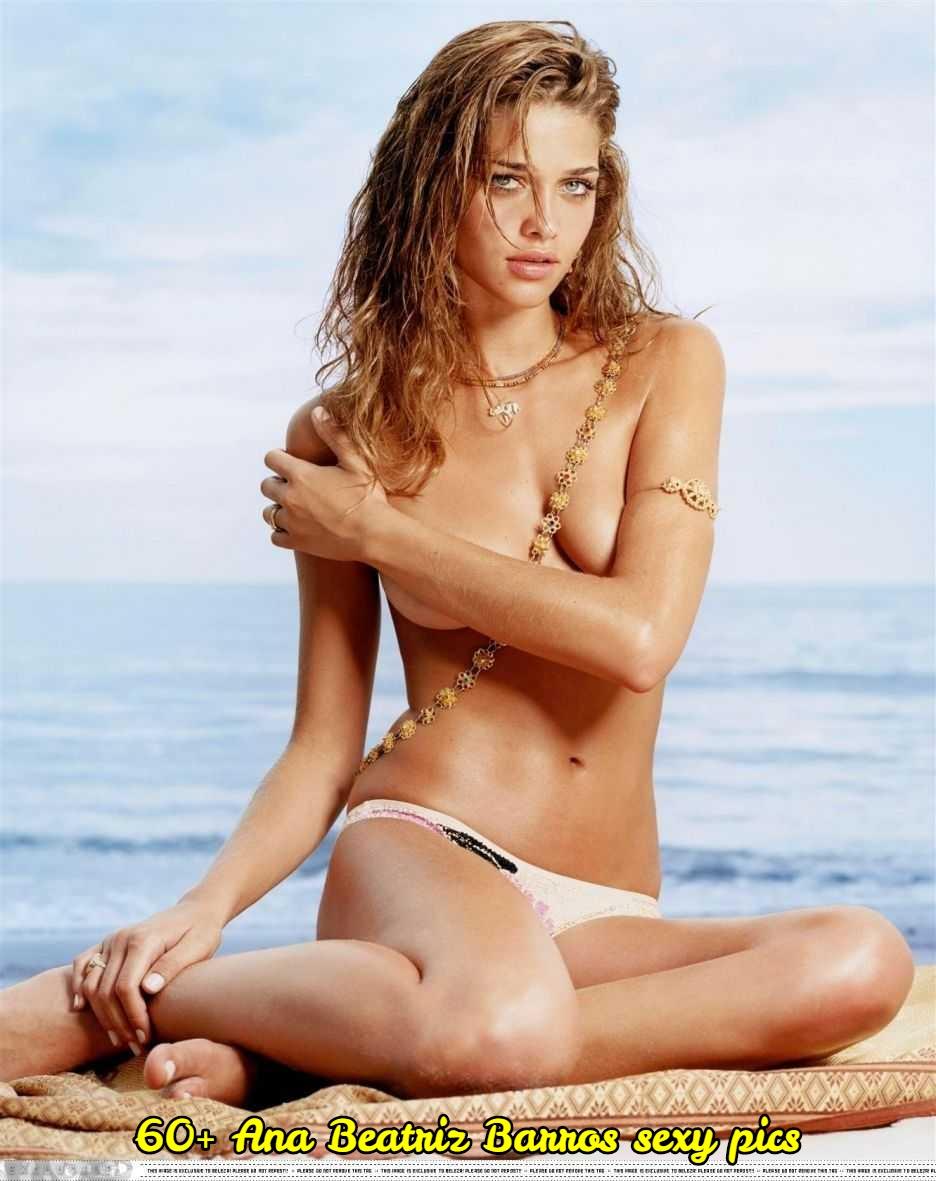 Ana Beatriz Barros hot topless pic