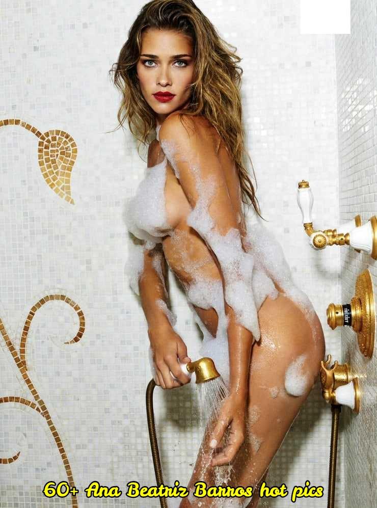 Ana Beatriz Barros near-nude pic