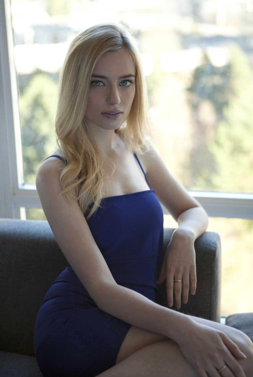 Anja Savcic beautiful
