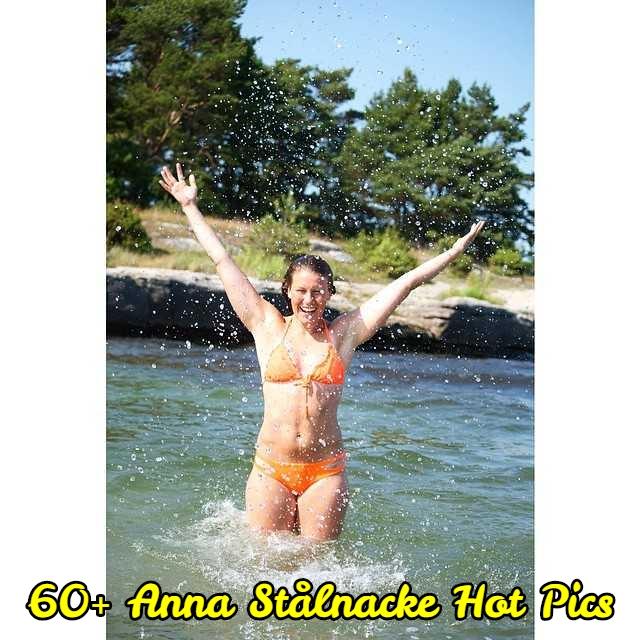 Anna Stålnacke bikini