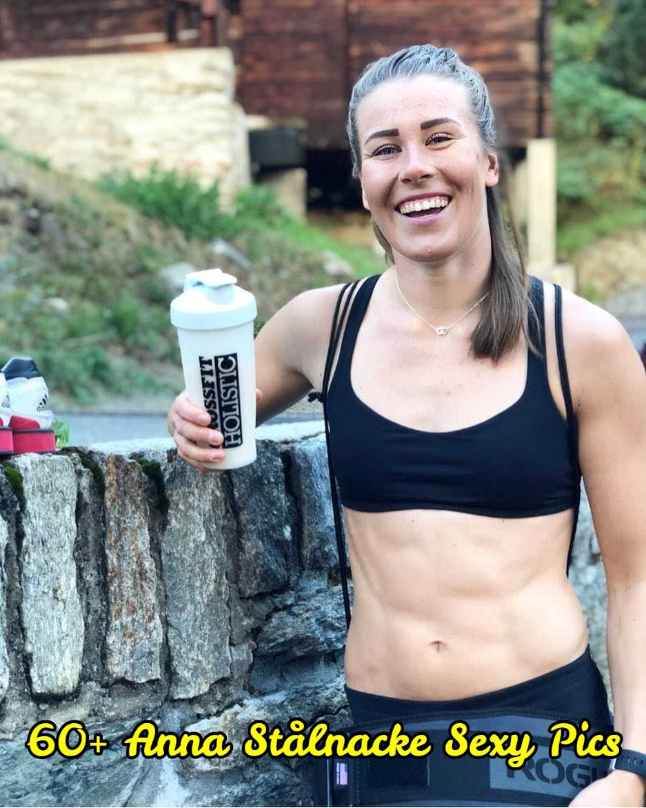 Anna Stålnacke smile