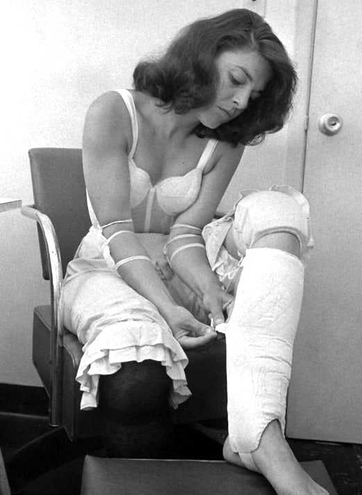 Anne Bancroft cleavage