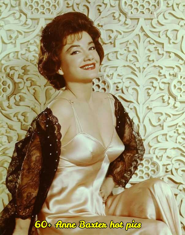 Anne Baxter hot pic