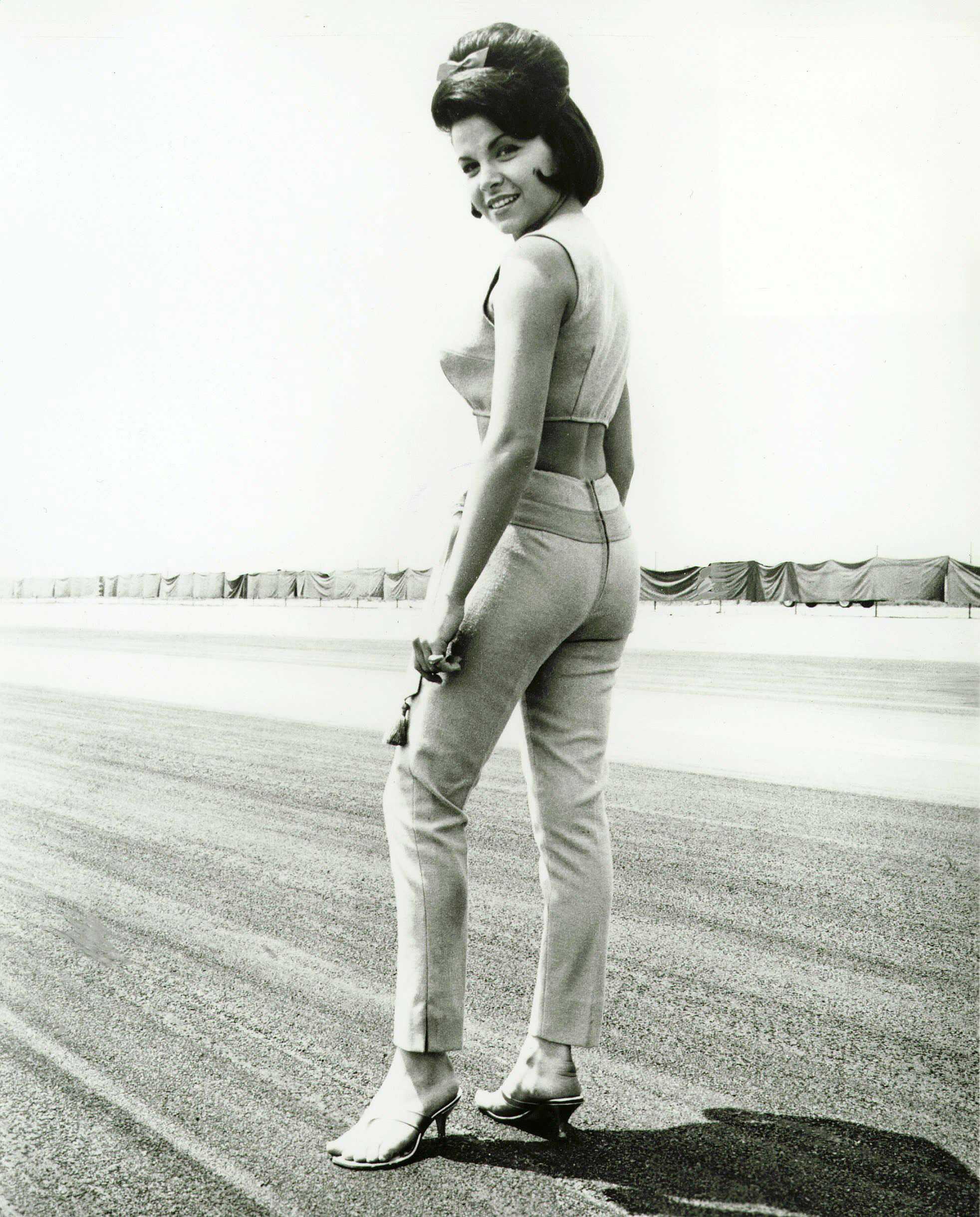 Annette Funicello ass