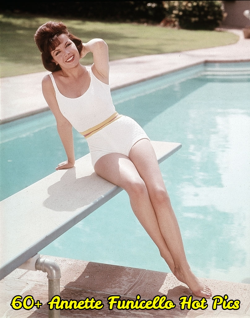 Annette Funicello beautiful