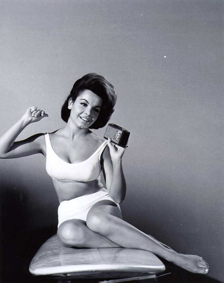 Annette Funicello cleavage