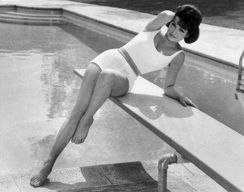 Annette Funicello feet