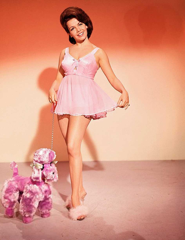 Annette Funicello hot
