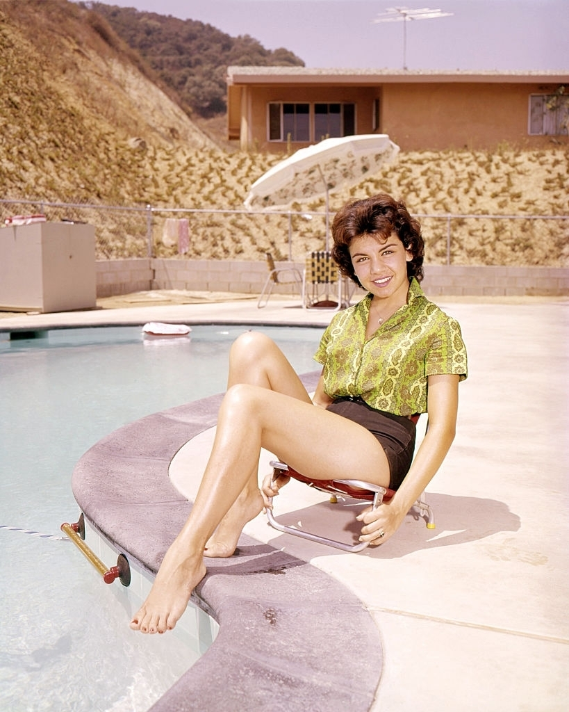 Annette Funicello lovely