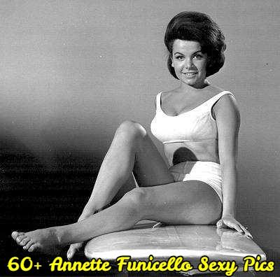 Annette Funicello tits