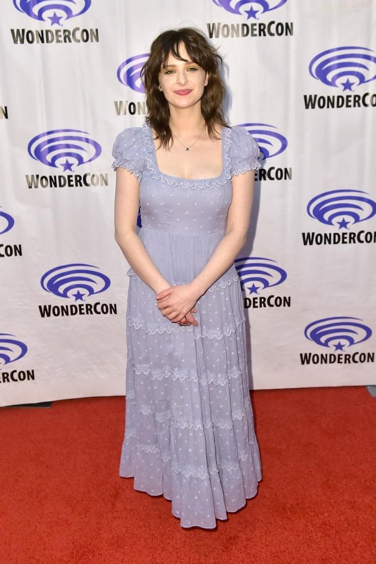 Ashleigh Cummings dress