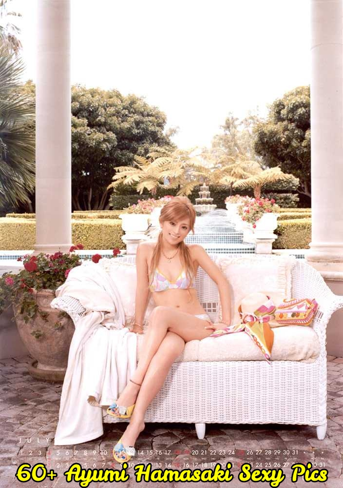 Ayumi Hamasaki sexy