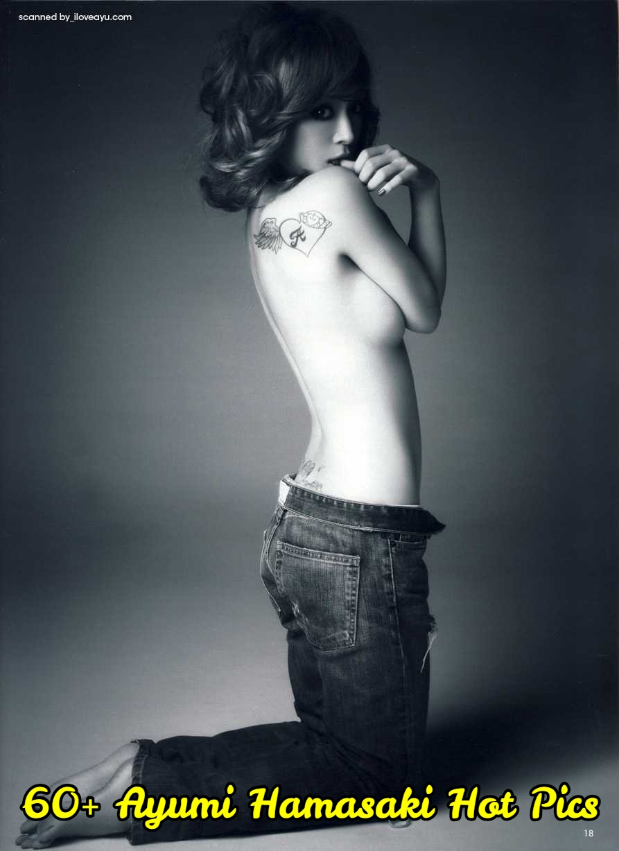 Ayumi Hamasaki topless