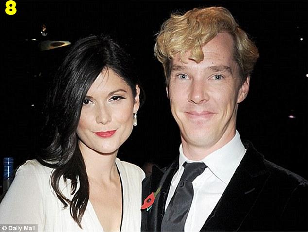 Benedict Cumberbatch And Anna Jones Dating