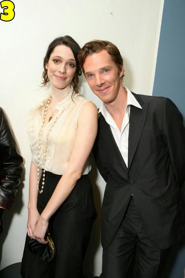 Benedict Cumberbatch And Charlotte Asprey Dating