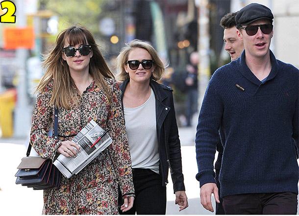 Benedict Cumberbatch And Dakota Johnson Dating