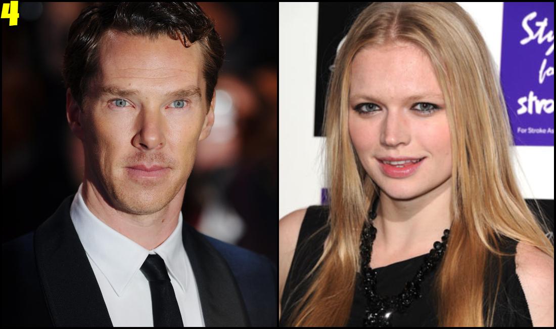 Benedict Cumberbatch And Katia Elizarova Dating (1)