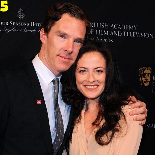 Benedict Cumberbatch And Lara Pulver Dating