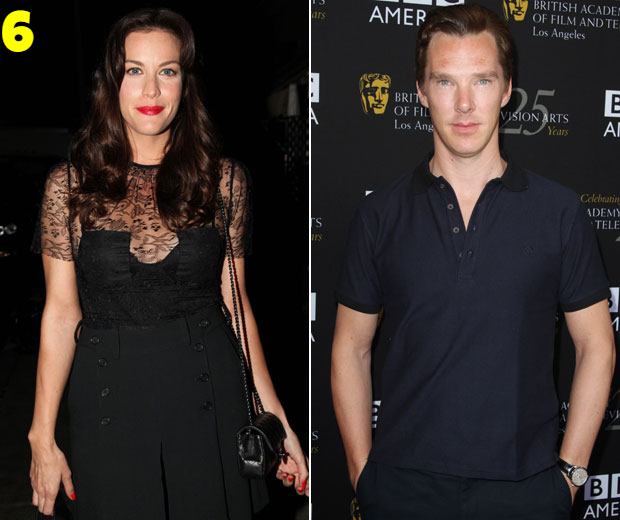 Benedict Cumberbatch And Liv Tyler Dating