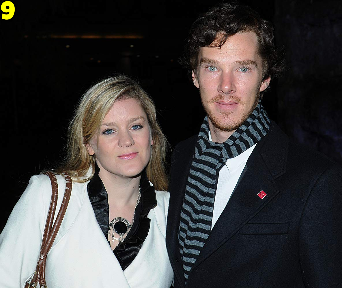 Benedict Cumberbatch And Olivia Poulet Dating