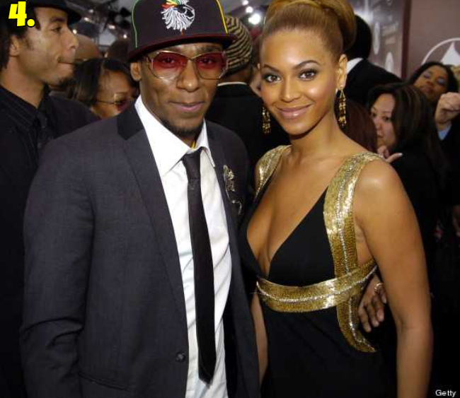 Beyonce And Yasiin Bey Dating