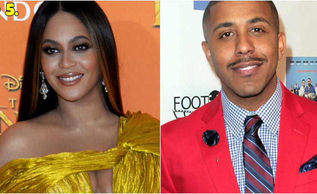 beyonce and marques houston