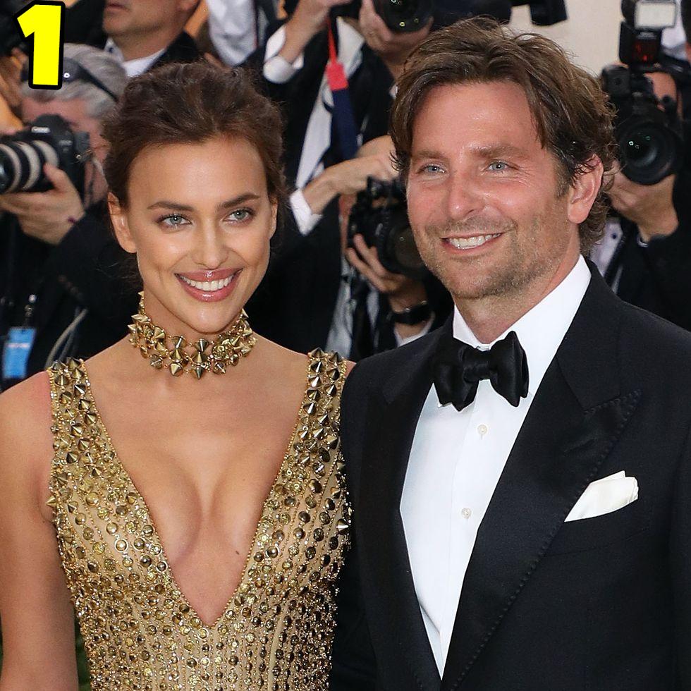 Bradley Cooper and Irina Shayk Dating