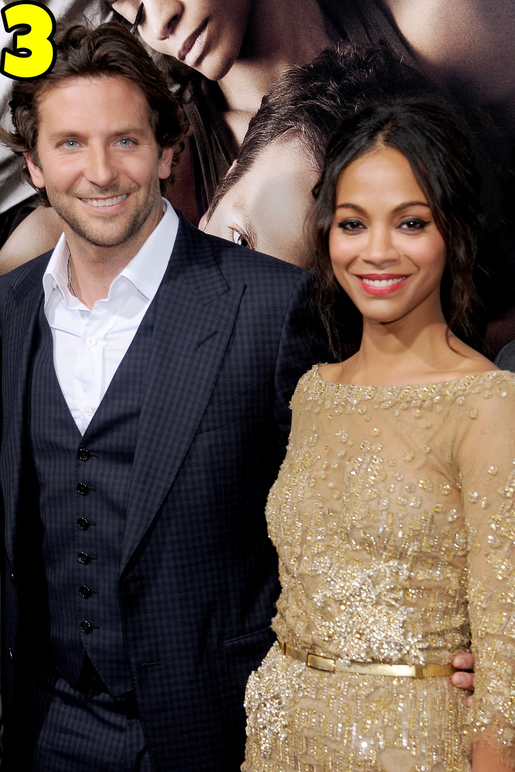 12 Women Who Have Been In A Relationship With Bradley ...