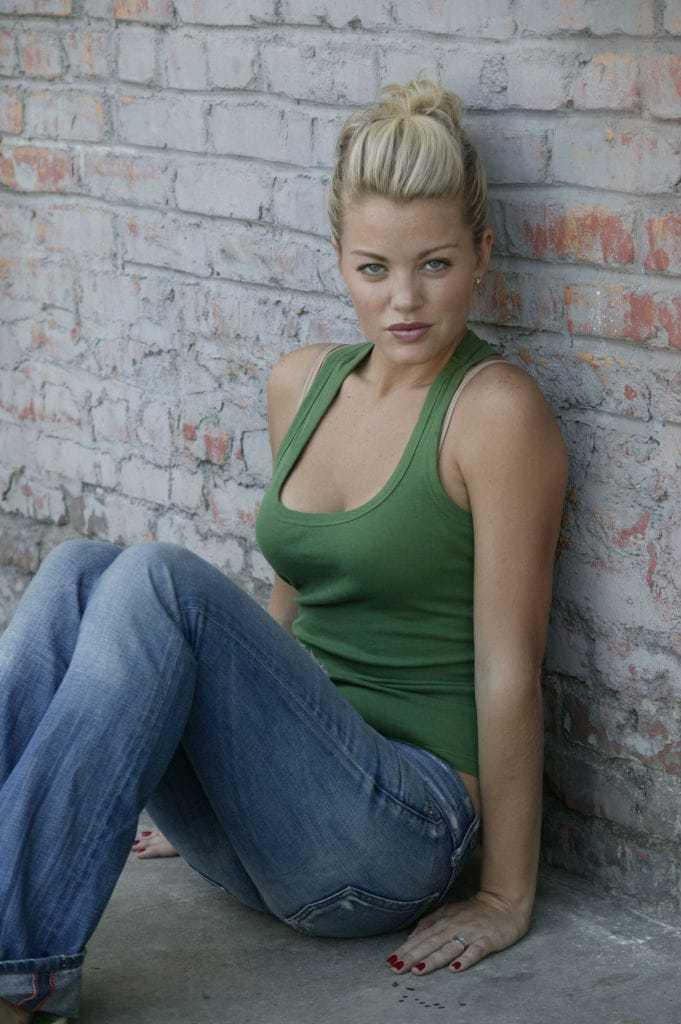 Bree Williamson cleavage
