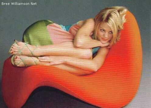 Bree Williamson hot feet