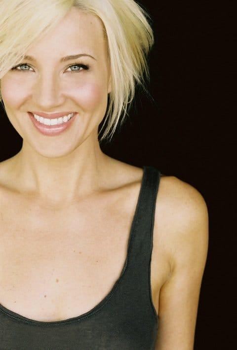 Brianne Davis smile