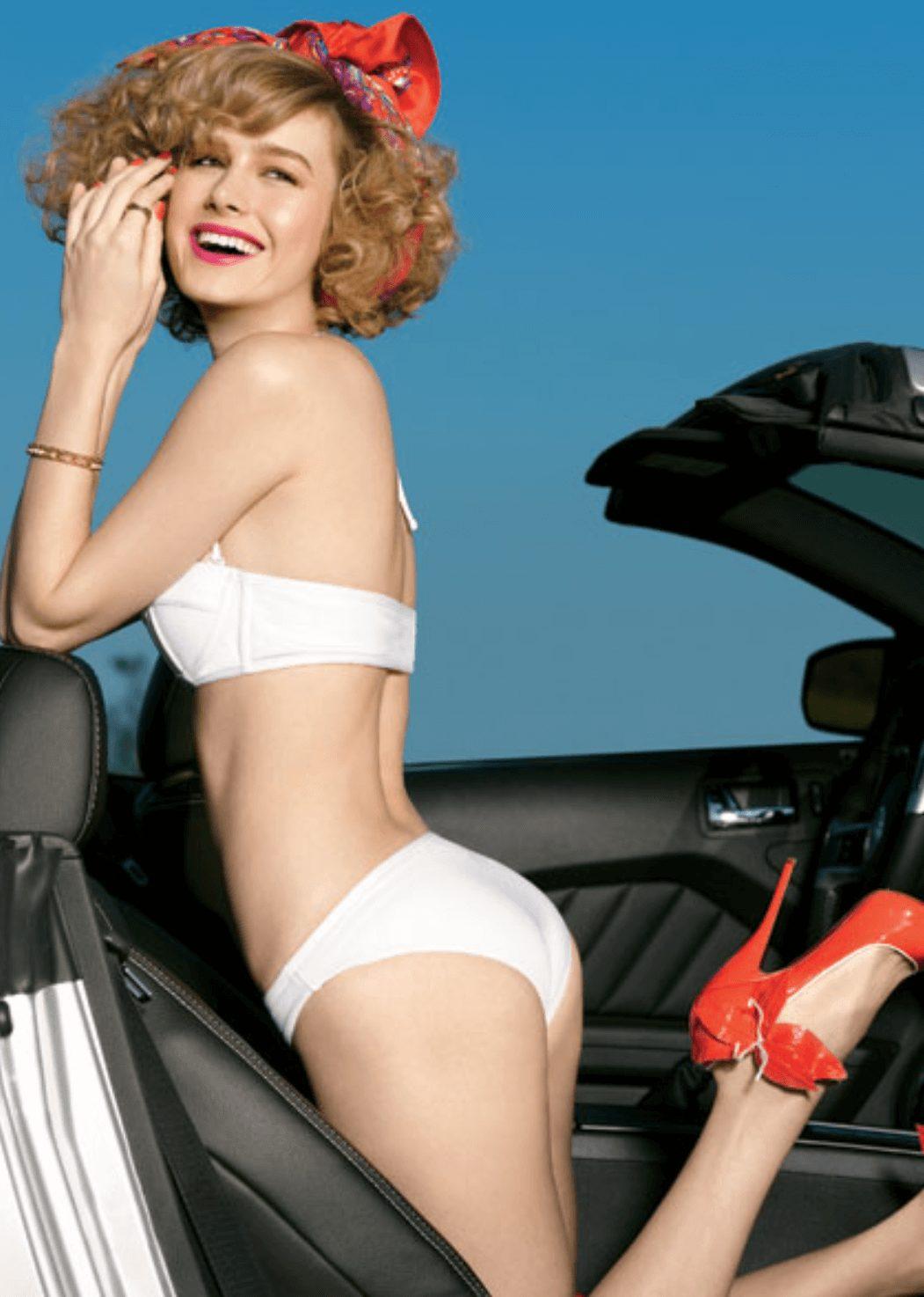 Brie-Larson-white-bikini-pic