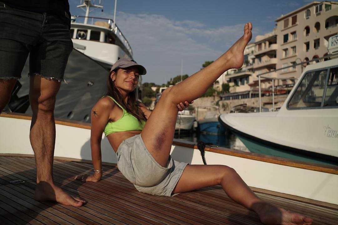 Caitlin Stasey hot feet
