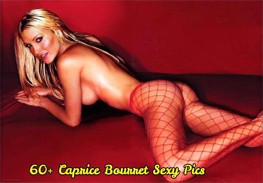 Caprice Bourret sexy