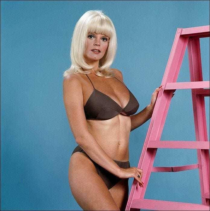 Carol Wayne hot bikini
