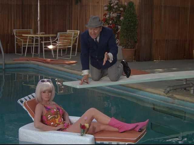 Carol Wayne swimsuit