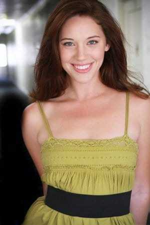Catherine Parker smile