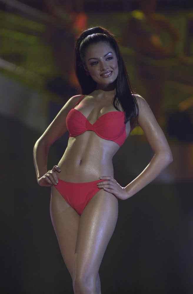 Celina Jaitly bikini