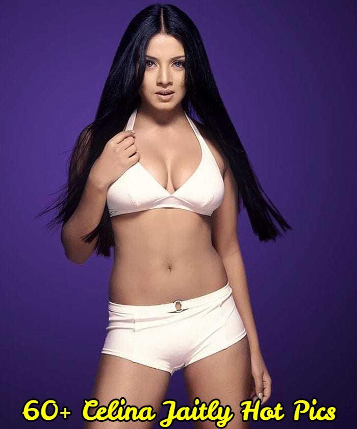 Celina Jaitly tits