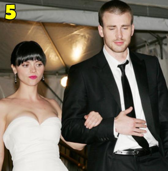 Chris-Evans-And-Christina-Ricci-Dating
