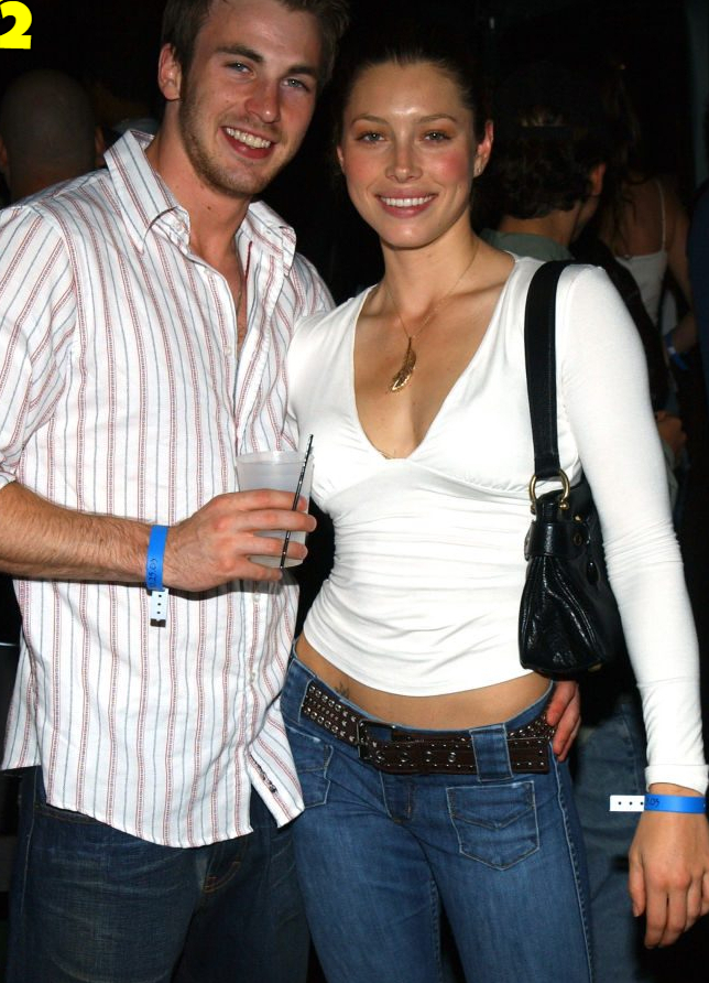 Chris-Evans-And-Jessica-Biel-Dating