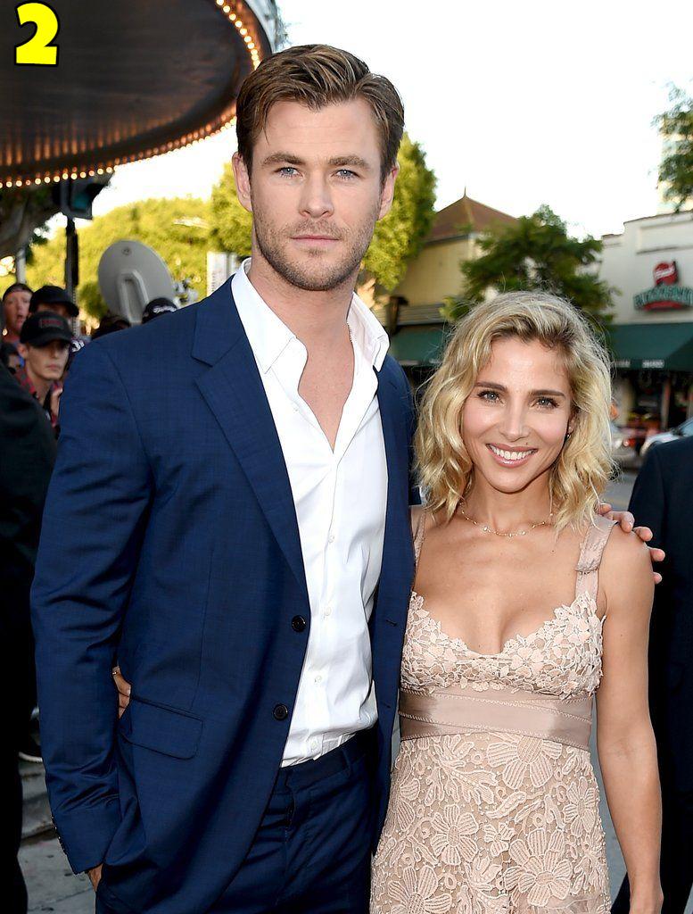 Chris Hemsworth And Elsa Pataky Dating